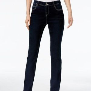 INC 5-Pocket Bootcut Jeans in Orion Wash NWT